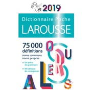 Larousse 2019 Pocket Dictionary French