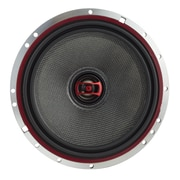 """DS18 EXL Series 6.5"""" 3-Ohm 2-Way Coaxial Auto Speaker Pair with Fiber Glass Cone, 400 Watts"""