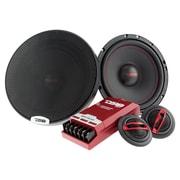 DS18 – Ensemble de haut-parleurs 2 voies de série Gen-X de 6,5 po avec haut-parleurs d'aigus et filtre de croisement, 150 watts