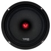 "DS18 PRO Series 8"" Midrange 4-Ohm Auto Loudspeaker with Bullet Tweeter, 800 Watts"