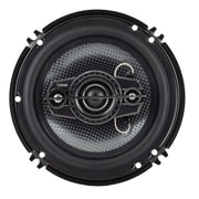"""DS18 Select Series 6.5"""" 4-Way Coaxial Auto Speakers, Pair, 200 Watts"""