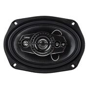 DS18 – Haut-parleurs d'automobile coaxiaux 5 voies de la série Select, 6 po x 9 po, paire, 260 watts