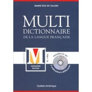 Multi Dictionary French