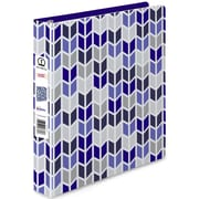 "Avery® 1"" Retro Indigo Durable Binder"