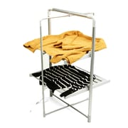 Electric Heated Clothing Rack (LGDRY-SIL)