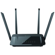 D-Link Amplifi Dual Band AC1200 Wireless Router with High Gain Antennas, Refurbished (DIR-822/RE)