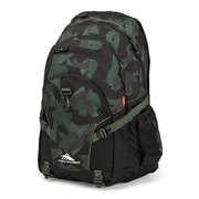 High Sierra Loop Backpack, Shattered Camo/Black/Olive