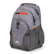 High Sierra Loop Backpack, Woolly Weave/Mercury/Crimson