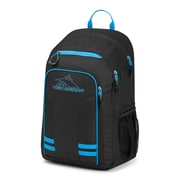 High Sierra Blaise Backpack, Black/Pool