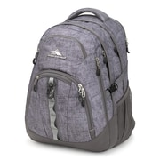 High Sierra Access II Backpack, Woolly Weave/Slate