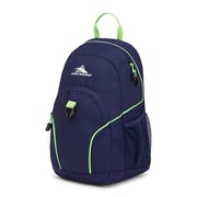 High Sierra Mini Loop Backpack, True Navy/Lime