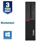 Lenovo - Ordinateur Thinkcentre 10BTS01 SFF remis à neuf, 3,7 GHz AMD A10-6700, DD 500 Go, 8 Go DDR3, Windows 10 Pro