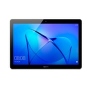 Huawei Mediapad T3 10-inch Tablet, 1.4 GHz ARM, Qualcomm Snapdragon 425, 16 GB Flash, 2 GB eMMC, Android 7.0, Grey