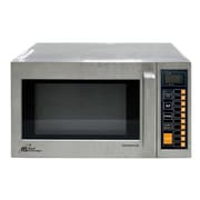 Royal Sovereign 0.9 Cubic Ft. Microwave Oven, Stainless Steel (RCMW1000-25SS)