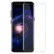 Exian Samsung Galaxy S9 Tempered Glass Screen Protector Edge to Edge, Clear (TG-S9)