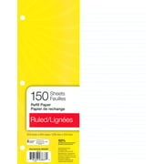 Staples® Refill Paper, 150 Sheets/Pack