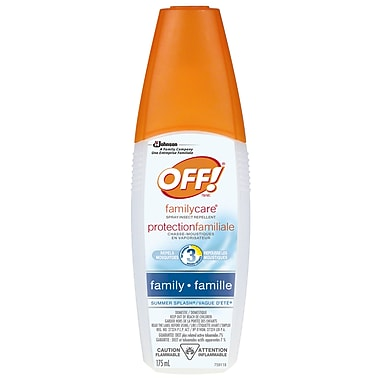 OFF! FamilyCare Insect Repellent for Family