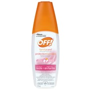 OFF!® FamilyCare Insect Repellent for Kids, Spray