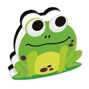 Ashley® Magnetic Whiteboard Eraser, Frog, Grades All, 2/Bd