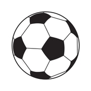 Magnetic Whiteboard Erasers, Soccer