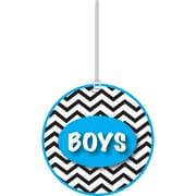 "Ashley 4"" Soft Rubber Chevron Boys Pass"