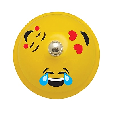 Ashley Decorative Call Bell, Emojis, bundle of 3 (ASH10528)