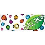 Ashley Laminated Ladybug Hall Pass, Bundle of 3 (ASH10667)