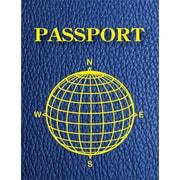 Ashley® Productions Blank Passport, Grades All, 12/PK, 3 PK/BD