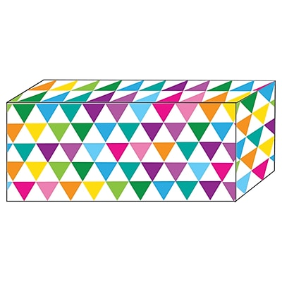 Ashley Color Triangle Strong Block Magnet, 1