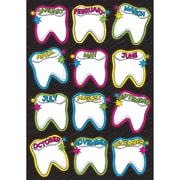 Ashley Productions® Magnetic Monthly Lost Tooth, Pack of 12 pcs (ASH77810)