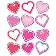 Ashley Productions® Die-Cut Magnetic Valentine Hearts, Pack of 12 pcs (ASH77814)