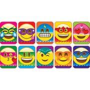 Superhero Emojis Mini Whiteboard Eraser Non Magnetic, 10/Pk (ASH78006)