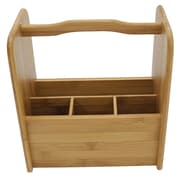 Cathay Importers Bamboo Utensil Caddy (EC-23-0020-A)