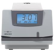 Pyramid Horodateur de présences et timbre de document manuel Time Systems série 3000, nombre d'employés illimité (3500)