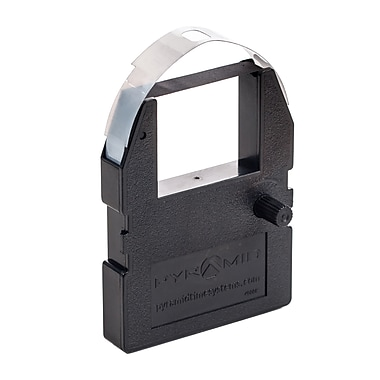 Pyramid Time Systems® Replacement Ink Ribbon Cartridge (4000R)