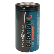 Pyramid Time Systems® Duration L™ Lithium Battery 3.6V C Size (42224)