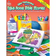 New Testament Take-Home Bible Stories Mini-Books That Children Can Make and Keep