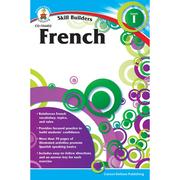 Carson-Dellosa Skill Builders, French Level 1, Grades K-5