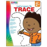 Spectrum Early Years, Let's Learn To Trace