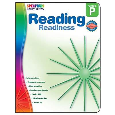 Spectrum Early Years, Reading Readiness