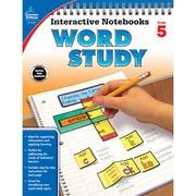 Carson-Dellosa Interactive Notebooks: Word Study Resource Book, Grade 5 (CD-104951)