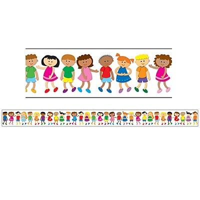 Carson-Dellosa Kids Straight Border (36 x 3)