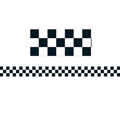 Carson-Dellosa Racing Straight Border (36 x 3)