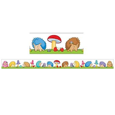 Carson-Dellosa Happy Hedgehogs Straight Borders (36 x 3)