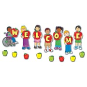 Welcome! Mini Bulletin Board Set