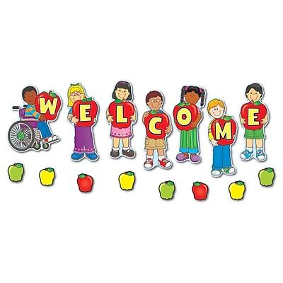 Welcome! Mini Bulletin Board Set
