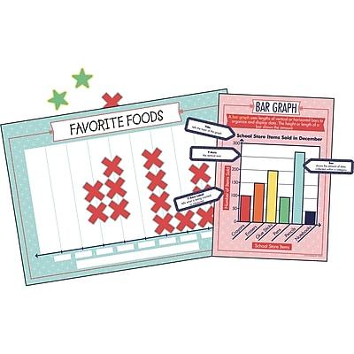 Carson-Dellosa Graph It!, Bulletin Board Set (CD-110345)