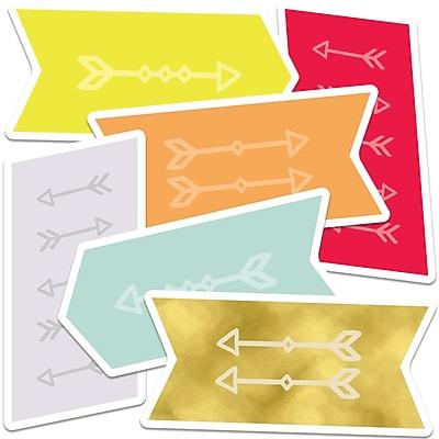 Carson-Dellosa Arrows Colorful Cut-Outs, 42/Pack (CD-120529)