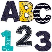 Carson-Dellosa Black, White & Bold EZ Letters, 152 Pieces (CD-130058)