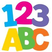 Carson-Dellosa Color Splash EZ Letters, 152 Pieces (CD-130066)